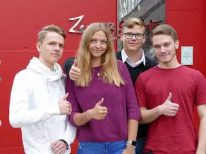 Schülerrat - Gretel-Bergmann-Schule Hamburg-Neuallermöhe